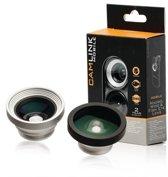 Camlink Smartphone-lens 3 in 1