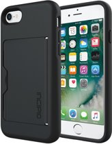 Incipio Stowaway Creditcard Case Black voor Apple iPhone 7