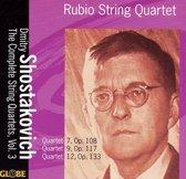 String Quartet No.7,9,12