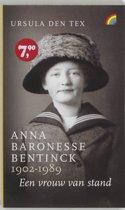 Anna Baronesse Bentinck 1902-1989