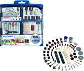 Dremel 724 accessoireset - EZ SpeedClic set - 150-delig