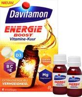 Davitamon Energie Boo stuks - Vermoeidheid - Vitaminekuur 6 stuks