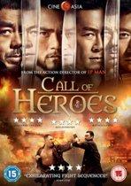 Call Of Heroes (dvd)