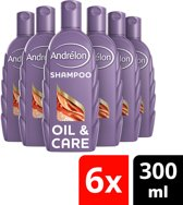 Andrelon Special Shampoo Oil & Care 300 ML