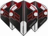 Winmau Prism Alpha Saracen  Set à 3 stuks