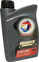 Total Quartz Ineo First 0W-20 1L