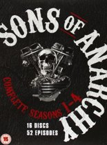 Sons Of Anarchy: S.1-4