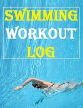 Swimming Workout Log