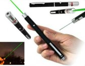 Sterke legale laserpen met groene straal