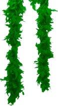 Groene boa - Verkleedattribuut