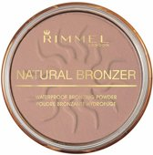 Rimmel London Natural Bronzing Bronzingpoeder - 026 Sun Kissed - Watervast