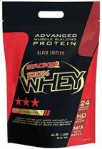 Stacker 2 100% Whey Protein Vanilla Ephedra Vrij - 900 gram - Eiwitshake