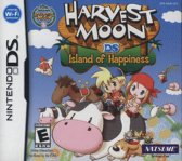 Harvest Moon Island of Happiness (#) /NDS