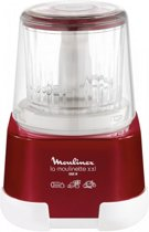 Moulinex DP800G blender rood