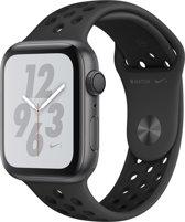 Apple Watch Series 4 Nike - 44 mm - spacegrijs