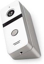 Door Video Camera | 110° angle | IR Night Vision | IP66 | Metal