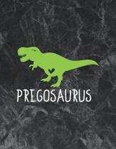 Pregosaurus: The best week by week pregnancy journal notebook