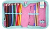 Toi-toys Tina Kleurset Roze 19-delig