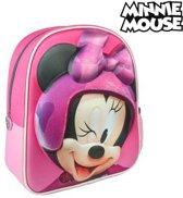 3D-schoolrugzak Minnie Mouse 8003