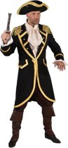 Piraat & Viking Kostuum | Mantel George Washington 18e Eeuw | Small | Carnaval kostuum | Verkleedkleding