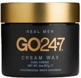 GO24.7 Cream Wax 57gr