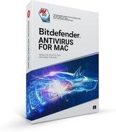 Bitdefender Antivirus 2020 - 1 Apparaat - 1 Jaar - Nederlands - MAC