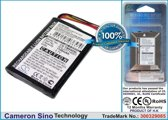 Accu Batterij TomTom GO 940, 940 Live Li-Ion - 1100mAh