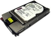 Hewlett Packard Enterprise 250GB, 1.5G, SATA, Hot Plug, 7.2k 250GB SATA interne harde schijf
