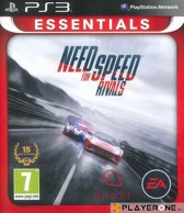 Need for Speed, Rivals (Essentials) PS3