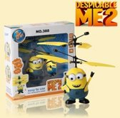 Vliegende Minion - Despicable Me Flying  Helikopter