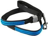 Hilox LED Hondenriem - Blauw PX7