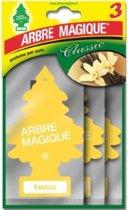 Arbre Magique luchtverfrisser Vanille Tris