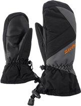 Ziener Wintersporthandschoenen - Unisex - zwart/grijs