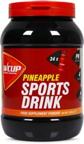 Wcup Sports Drink Pineapple 480 Gram