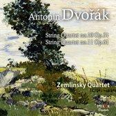String Quartets No.10 & No.11