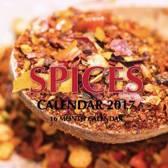 Spices Calendar 2017