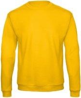 Fruit of the loom Senvi Fleece Crew Sweatshirt - Kleur: Geel – Maat: L