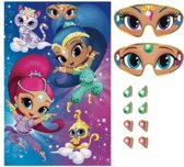 Shimmer and Shine partygame