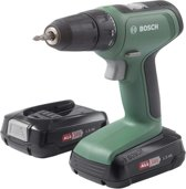 Bosch UniversalDrill 18 - 18V - Incl. 2 accu's