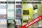 Phonographer, Magazine over smartphone fotografie, complete eerste jaargang