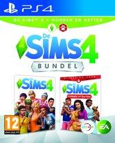 Sims 4 + Honden en Katten Expansion Pack - PS4
