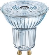 Osram Parathom GU10 PAR16 3.7W 927 36D | Dimbaar - Zeer Warm Wit - Beste Kleurweergave - Vervangt 35W