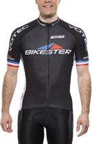 Bioracer Bikester jersey zwart - Maat S