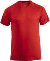 Active-T T-shirt rood m