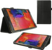 Samsung Galaxy Tab S 8.4 hoes map cover T700 zwart