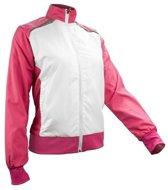 Avento Sportjack Meisjes Wit/roze Maat 176