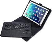 Universele Alcatel Bluetooth toetsenbord hoes zwart