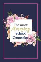 The Most Amazing School Counselor