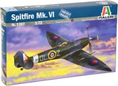 Italeri Spitfire Mk. VI 1:72 Montagekit