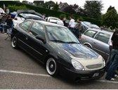 AutoStyle Motorkapsteenslaghoes Citroen Xsara II 2000-2004 zwart